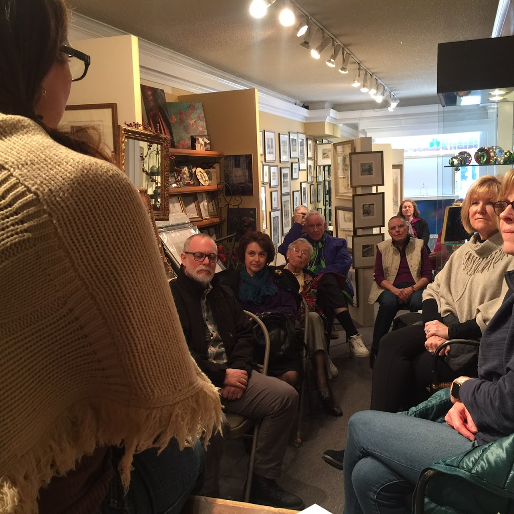 March recap: Juxtapose Gallery